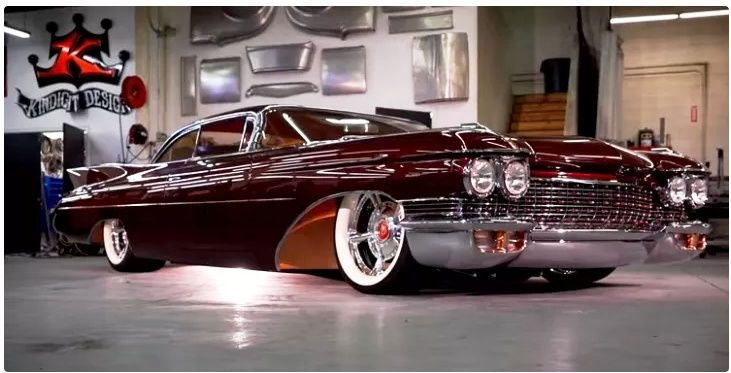 Cadillac 1959 - 1960 custom & mild custom - Page 3 13267911