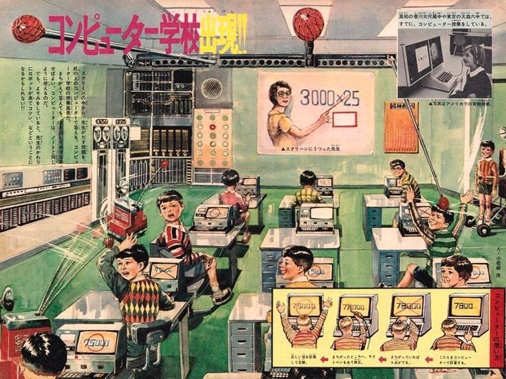 Shigeru Komatsuzaki (1915-2001) - Japanese Retrofuture. 13267912