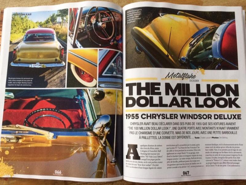 Chrysler & DeSoto 1955 - 1956 custom & mild custom 13315210
