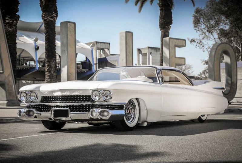 Cadillac 1959 - 1960 custom & mild custom - Page 3 13320410