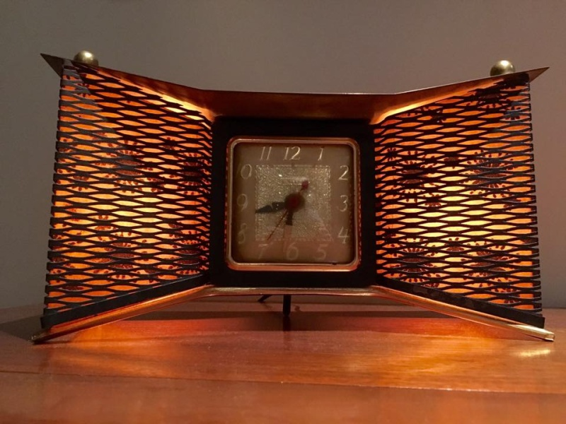Horloges & Reveils fifties - 1950's clocks - Page 3 13321812