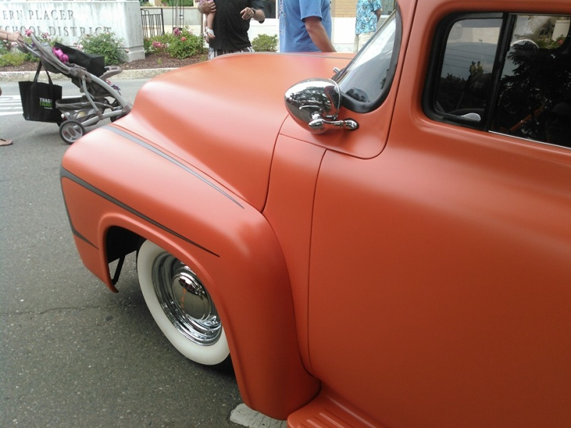 Ford Pick Up 1953 - 1956 custom & mild custom - Page 4 13332711