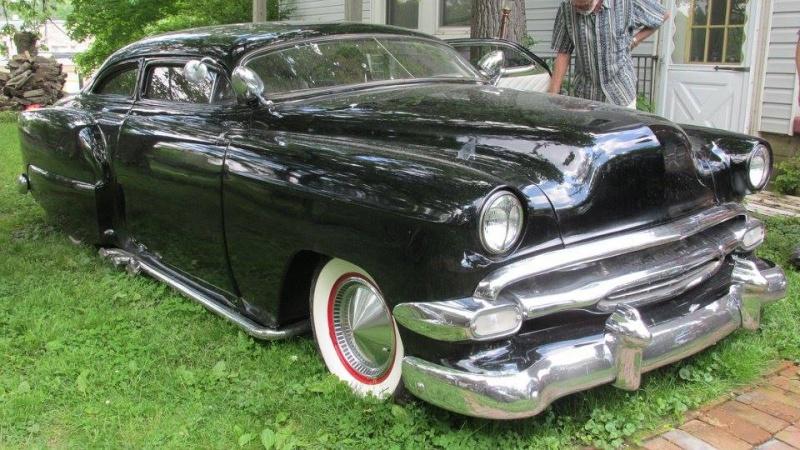 Chevy 1953 - 1954 custom & mild custom galerie - Page 13 13343010