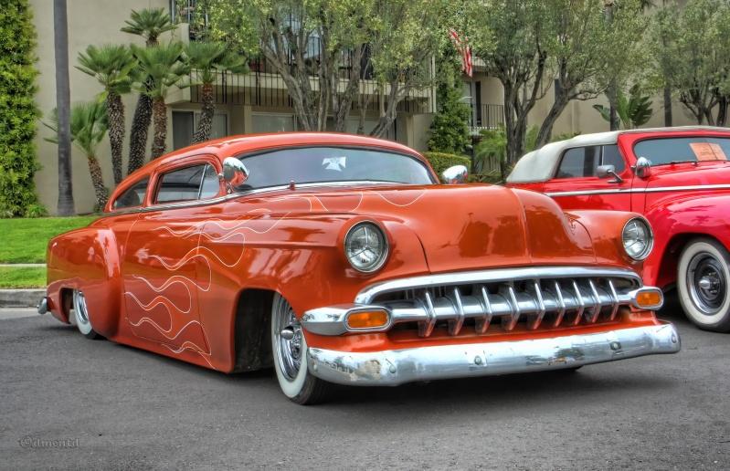 Chevy 1953 - 1954 custom & mild custom galerie - Page 13 13422210