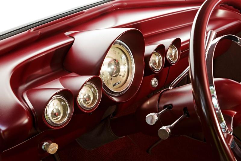 Chevrolet 1936 - 39 custom & mild custom 14-19310