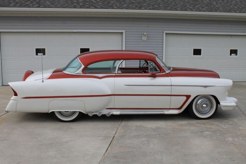 Chevy 1953 - 1954 custom & mild custom galerie - Page 12 144