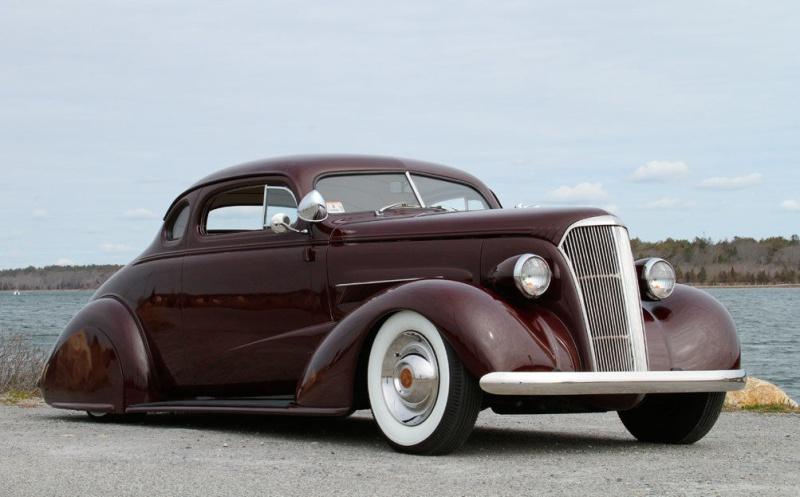 Chevrolet 1936 - 39 custom & mild custom 156