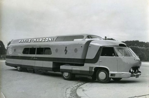 Super bus Pathé Marconi - Philippe Charbonneau 18319510