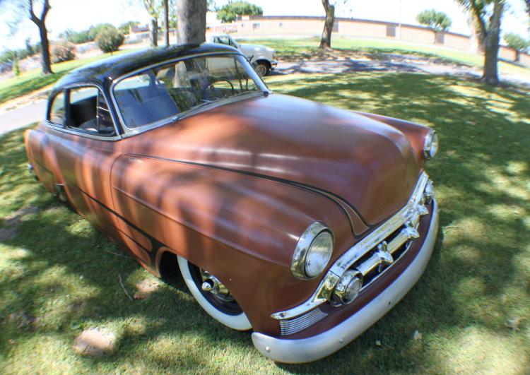 Chevy 1953 - 1954 custom & mild custom galerie - Page 12 19183910