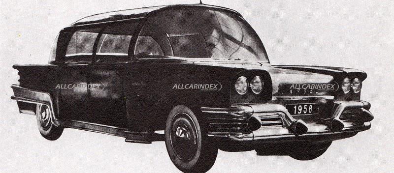 L' Arbel Symetric Nuclear Car Prototype 19299010