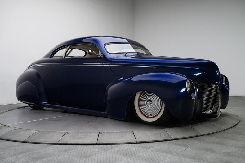 Ford & Mercury 1939 - 40 custom & mild custom - Page 6 1940-m19