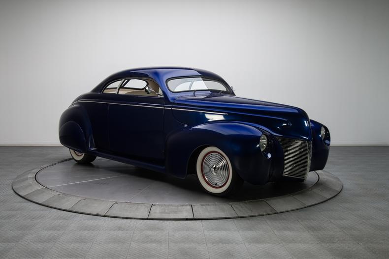 Ford & Mercury 1939 - 40 custom & mild custom - Page 6 1940-m21