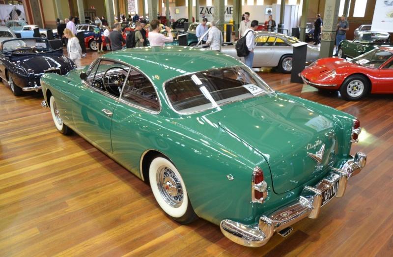 1954 - 1955 Chrysler ST Special (Ghia) 1955-c10