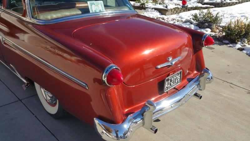Ford 1952 - 1954 custom & mild custom - Page 9 20151114