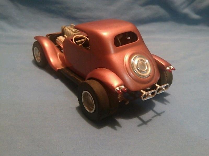 Vintage built automobile model kit survivor - Hot rod et Custom car maquettes montées anciennes - Page 4 215