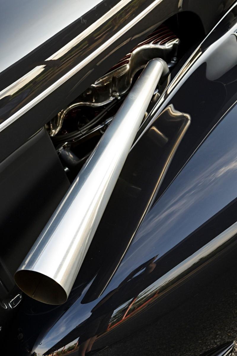 Chevrolet 1936 - 39 custom & mild custom 22-19310