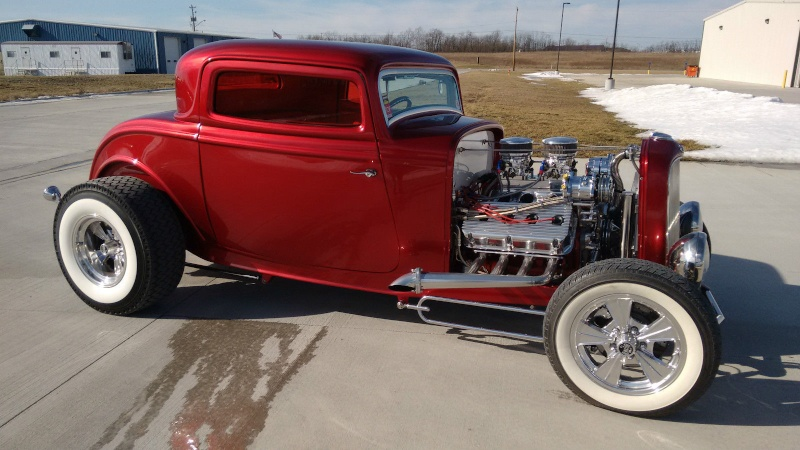 1932 Ford hot rod - Page 13 227