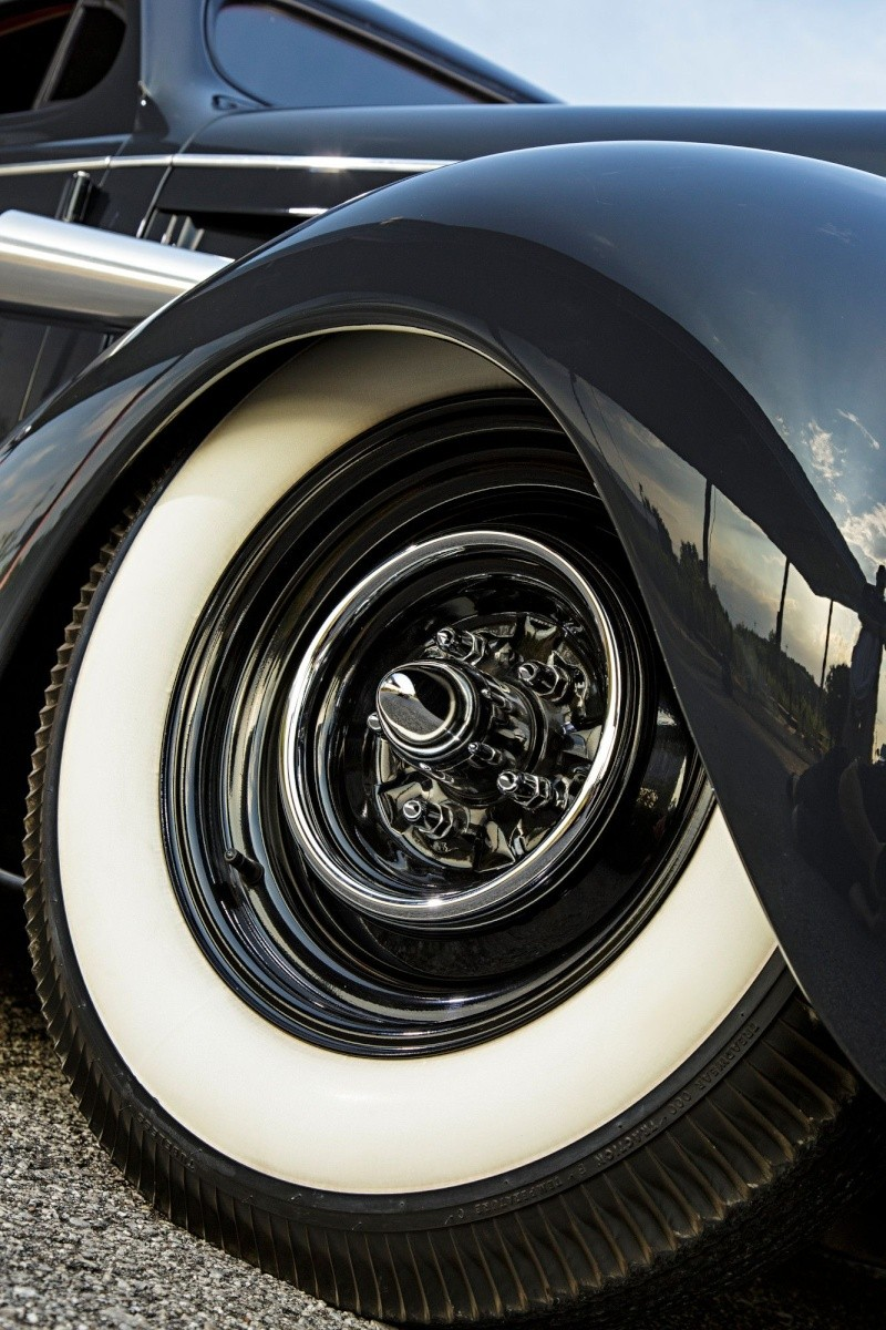 Chevrolet 1936 - 39 custom & mild custom 23-19310