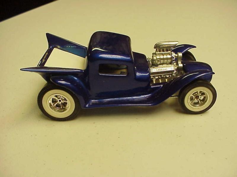 Vintage built automobile model kit survivor - Hot rod et Custom car maquettes montées anciennes - Page 5 243