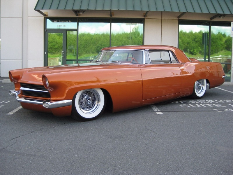 Lincoln 1956 - 1957 custom & mild custom - Page 4 256