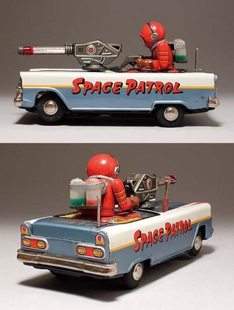 Jouets Spaciaux - Sci-Fi Toys 260