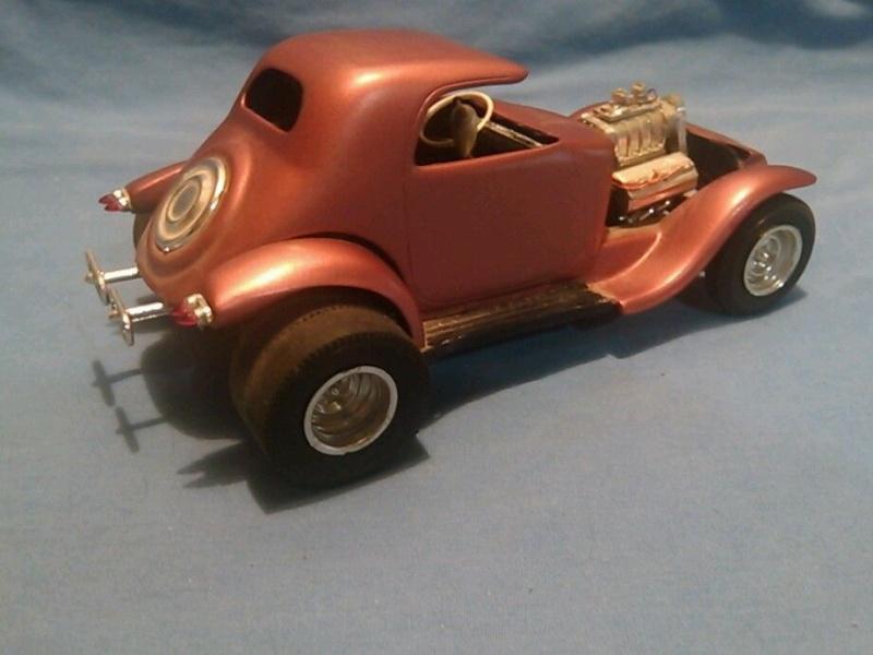 Vintage built automobile model kit survivor - Hot rod et Custom car maquettes montées anciennes - Page 4 315
