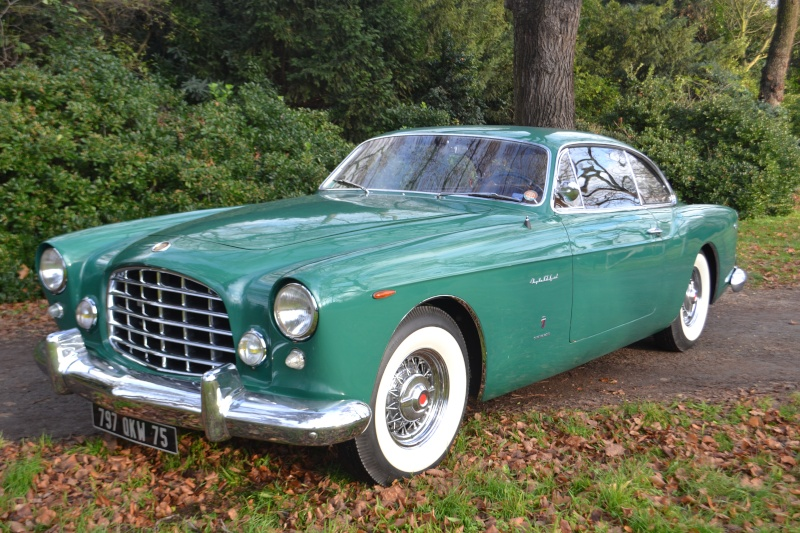 1954 - 1955 Chrysler ST Special (Ghia) 3214a010