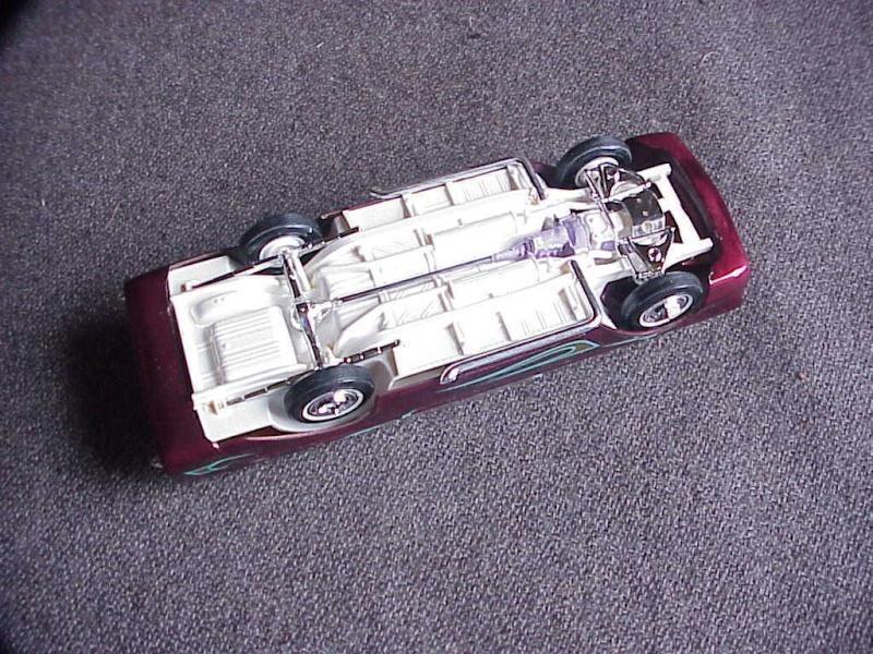 Vintage built automobile model kit survivor - Hot rod et Custom car maquettes montées anciennes - Page 5 341