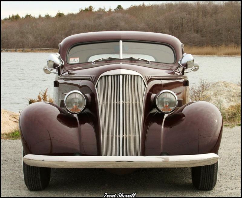 Chevrolet 1936 - 39 custom & mild custom 354