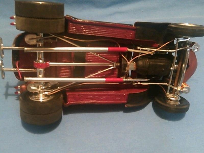 Vintage built automobile model kit survivor - Hot rod et Custom car maquettes montées anciennes - Page 4 415