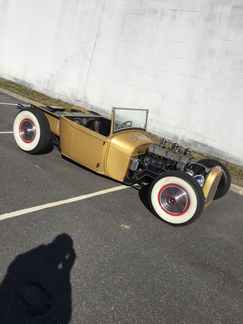 1928 - 29 Ford  hot rod - Page 9 430