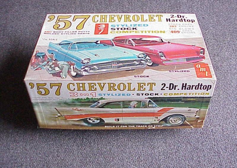 Vintage built automobile model kit survivor - Hot rod et Custom car maquettes montées anciennes - Page 5 439