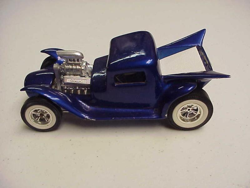 Vintage built automobile model kit survivor - Hot rod et Custom car maquettes montées anciennes - Page 5 444