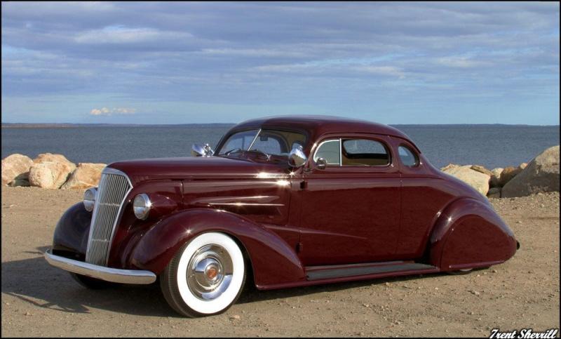 Chevrolet 1936 - 39 custom & mild custom 456