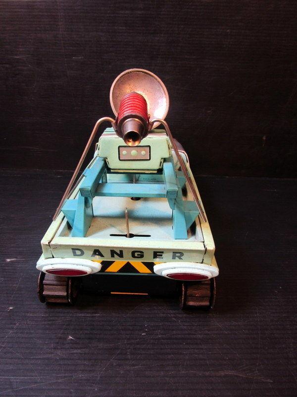 Jouets Spaciaux - Sci-Fi Toys 459