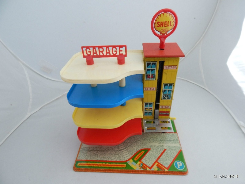 Garages jouets - Toys garage - Page 2 511