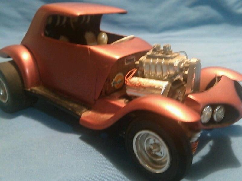 Vintage built automobile model kit survivor - Hot rod et Custom car maquettes montées anciennes - Page 4 515