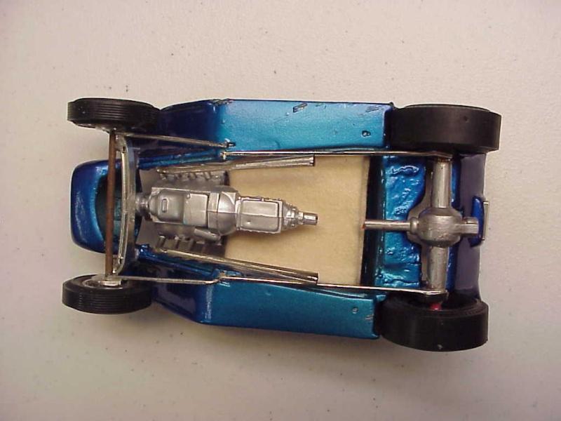 Vintage built automobile model kit survivor - Hot rod et Custom car maquettes montées anciennes - Page 5 540