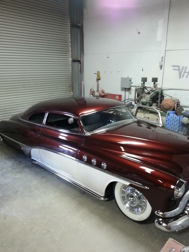 1951 Buick Special 620