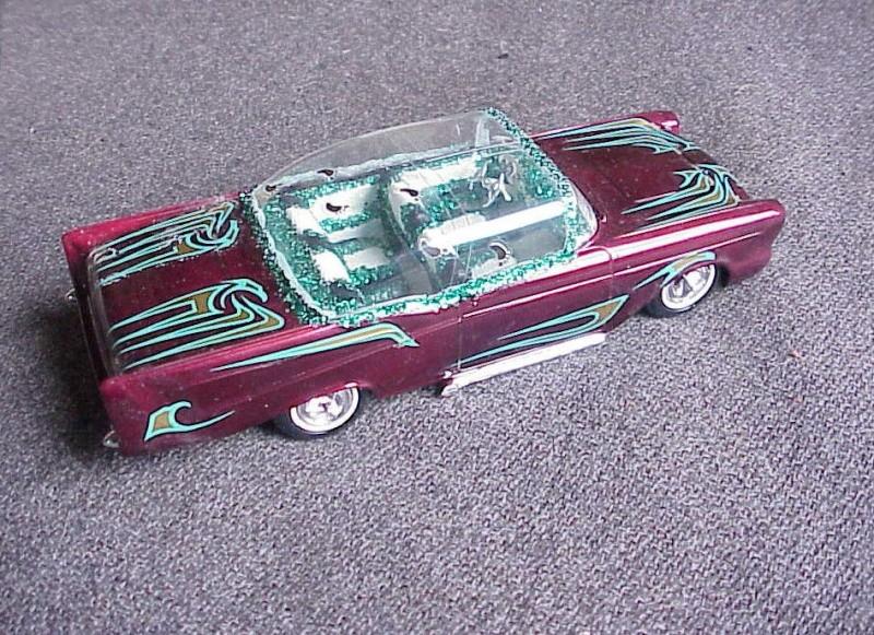 Vintage built automobile model kit survivor - Hot rod et Custom car maquettes montées anciennes - Page 5 634