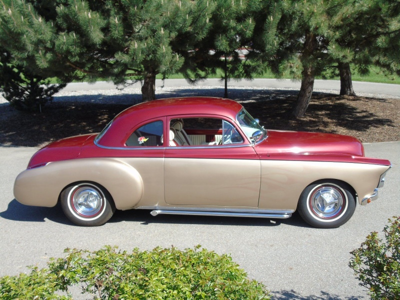 Chevy 1949 - 1952 customs & mild customs galerie - Page 23 641