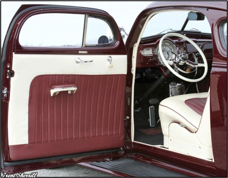 Chevrolet 1936 - 39 custom & mild custom 644