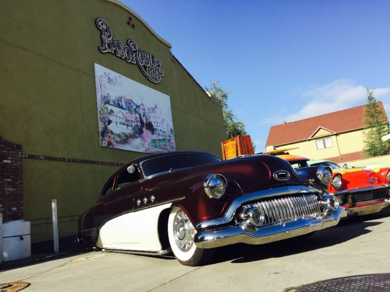 1951 Buick Special 718