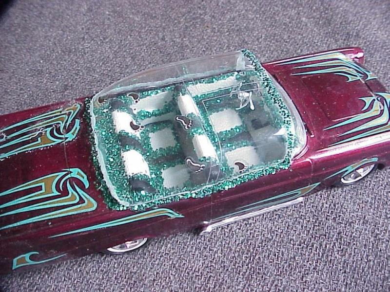 Vintage built automobile model kit survivor - Hot rod et Custom car maquettes montées anciennes - Page 5 729