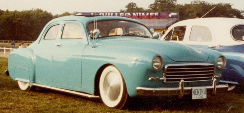 Renault Frégate custom 734