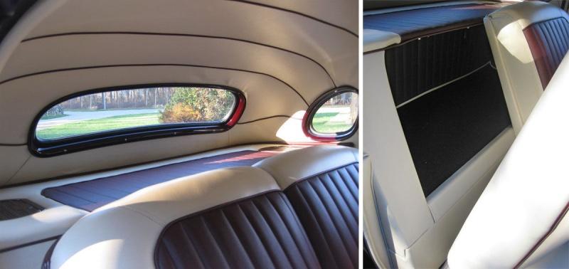 Chevrolet 1936 - 39 custom & mild custom 738