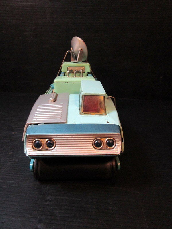 Jouets Spaciaux - Sci-Fi Toys 740