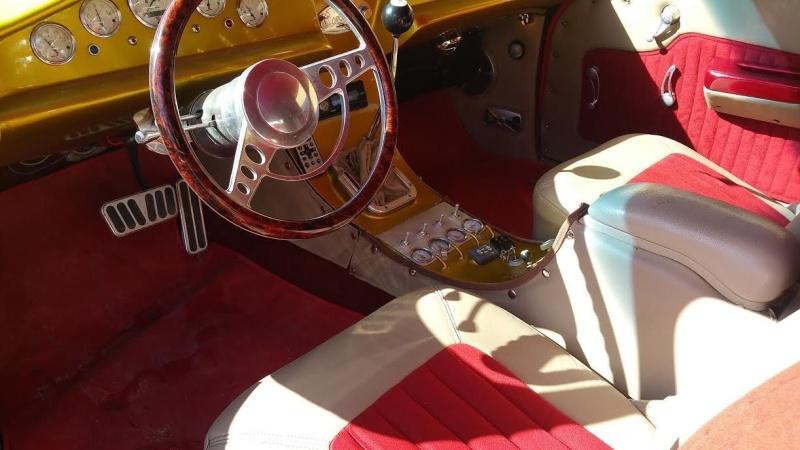 Chevy 1958 custom & mild custom - Page 7 834