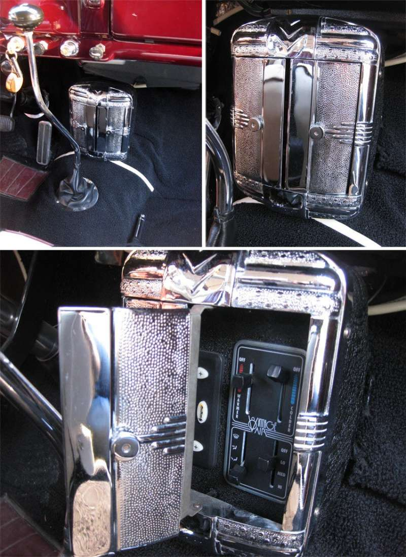 Chevrolet 1936 - 39 custom & mild custom 835