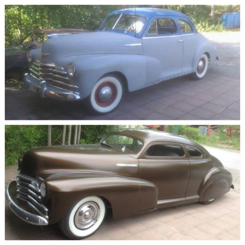 Chevrolet 1946 - 48 custom & mild custom - Page 2 94177510